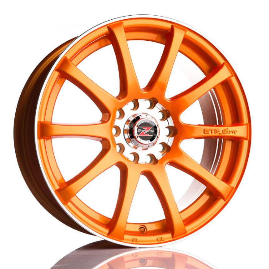 GTR RaceOrange 7x16