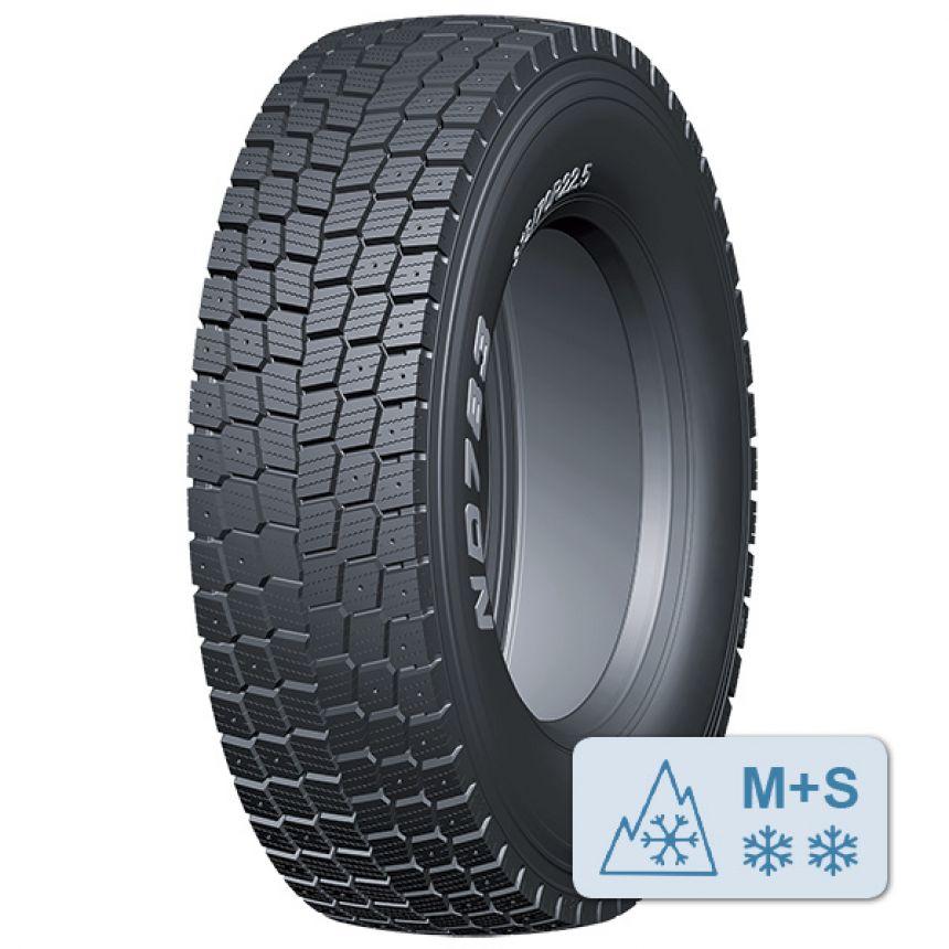 ICETRAC D1 Kuorma-autoon M+S TALVI 315/70-22.5 K