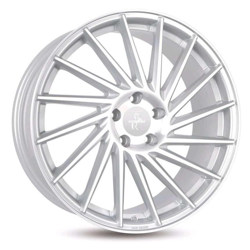 KT17 Silver Front Polish 9.5x19