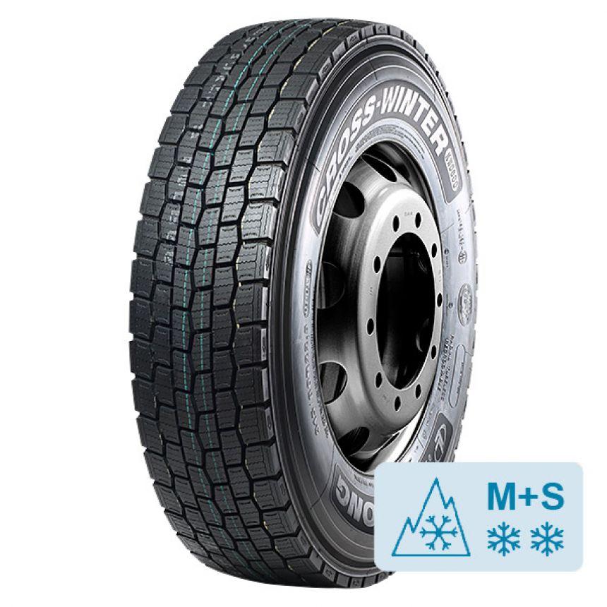 KWD600 Kuorma-autoon M+S TALVI 295/80-22.5 M