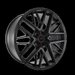 RFX01 Sandblast Black 10x22