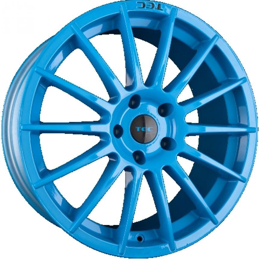 AS2 Smurf light blue CB: 65.1