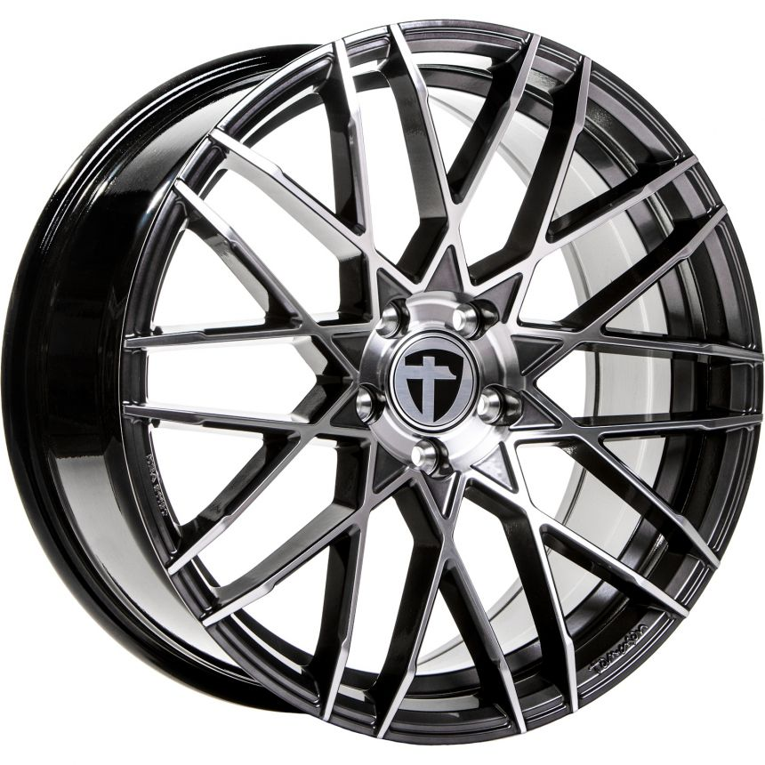 TN19 dark hyperblack polished 9.0x21