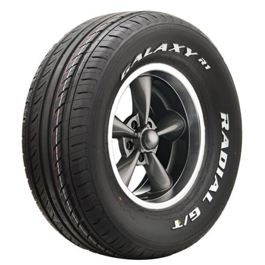 Galaxy R1 Radial G/T white letters 275/60-15 V
